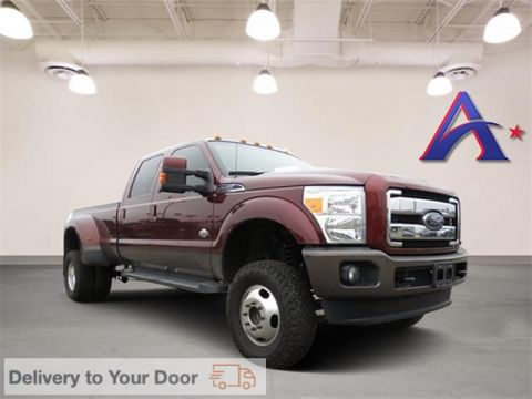 Pre-Owned 2015 Ford F-350SD King Ranch